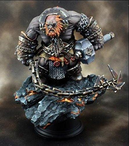 Reaper Miniatures Bluferg, Fire Giant Jailor#77593 Bones RPG D&D Mini Figure