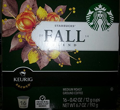 Starbucks-Fall-Blend-Medium-Roast-KCups-16-Count-Pack-of-2
