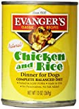 Evangers Classic Chicken and Rice Dinner for Dogs, 12 pack, 13-Ounce Cans Review