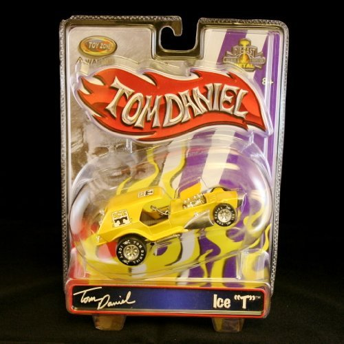 """ICE """"T"""" 1:43 Scale TOM DANIEL Iron Legends Die-Cast for sale  Delivered anywhere in USA"""