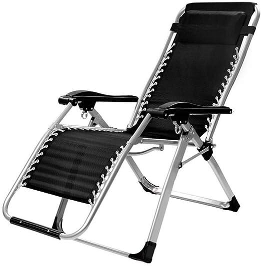 Mueble de jardín / Silla reclinable Silla plegable Silla for el almuerzo Silla de playa Silla de