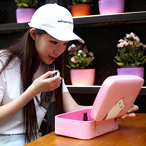 main Cat femelle Red Cosmétique Sac Nouvelle Housse 2018 du de étoile à mignon Lady Rose Version Lady de sac Sac nbsp;Korean wZqRU5