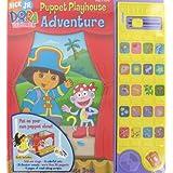 Dora the Explorer Puppet Playhouse Adventure by Publication International