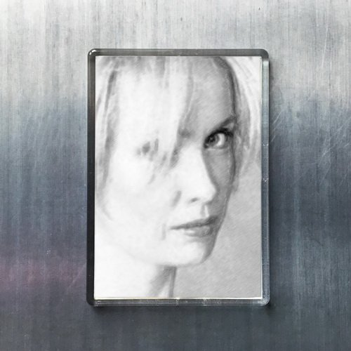 Seasons LYSETTE Anthony - Original Art Fridge Magnet #js004