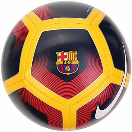 Nike FCB Nk Sprts Balón FC Barcelona, Unisex Adulto, Azul ...