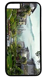 Beautiful Landscape Masterpiece Limited Design Case for iPhone 6 PC Black by Cases & Mousepads