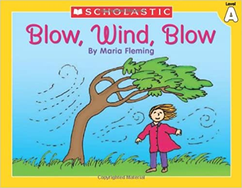 Blow Wind Blow (Little Leveled Readers: Level a)