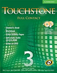 Touchstone Full Contact Level 3 [With CDROM and DVD]