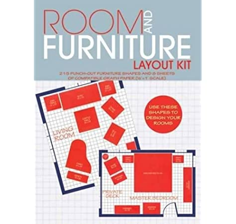 Room And Furniture Layout Kit Amazon Ca Hendler Muncie Books