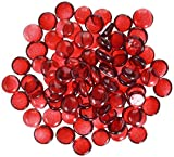 GemStones Decorative Aquarium Stones, Amber, 90/bag