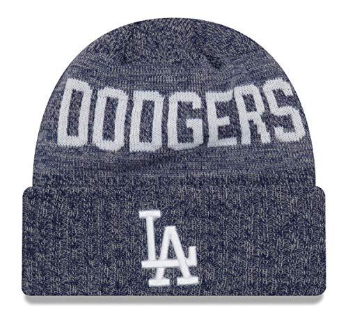 New Era Los Angeles Dodgers MLB Crisp Colored Cuffed Knit Hat