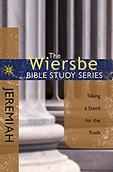 Wiersbe Bible Study Jeremiah Taking ebook