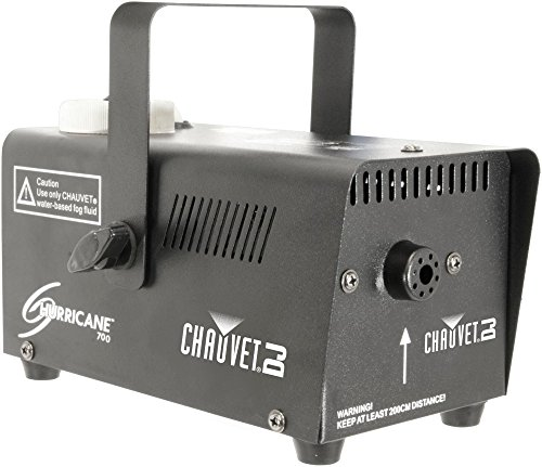 Fog Machines - CHAUVET DJ Hurricane 700 Fog Machine w/Wired Remote | Fog Machines