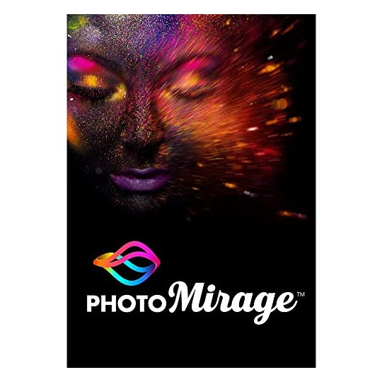 Corel PhotoMirage   Photo Animation Software [PC Download]