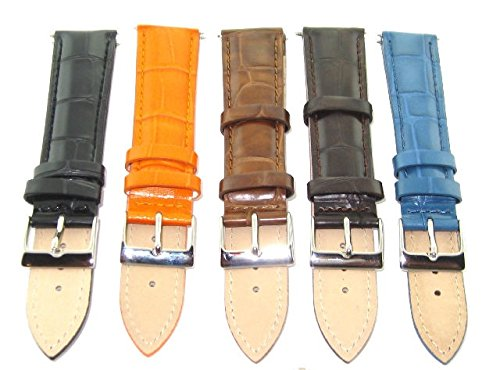 17-18-19-20-21-22-23-24MM Genuine Leather Watch Band Strap for MOVADO