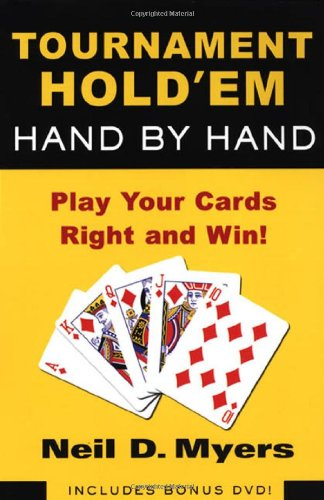 Download Tournament Hold 'em Hand by Hand ebook