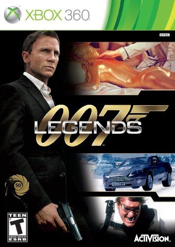 007 Legends - Xbox 360 (Bond 007 Legends)