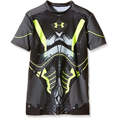 Under Armour shirt pour garçon alter ego warrior full suit