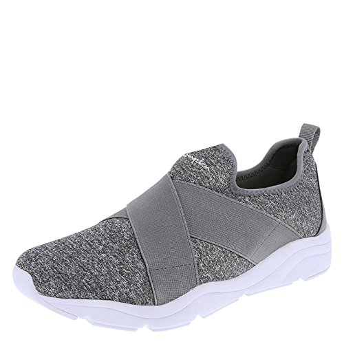 Champion Slip On (Champion Women's Grey Jersey Women's Rival Slip-On 7 Regular)