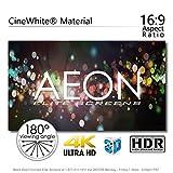 Elite Screens Aeon Series, 135-inch 16:9, 8K / 4K