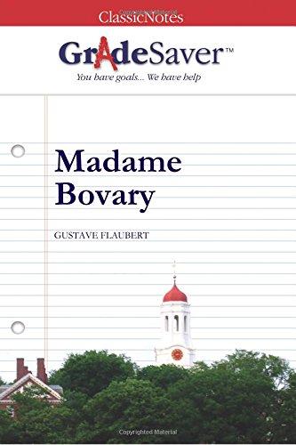 Pdf english bovary madame