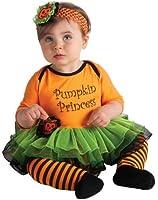 Rubie's Costume My First Halloween Pumpkin Princess Tutu And Onesie
