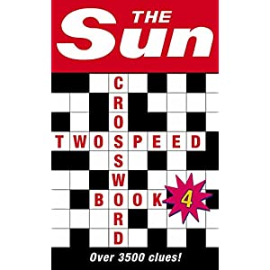 The Sun Two-Speed Crossword Book 4 (Bk.4)