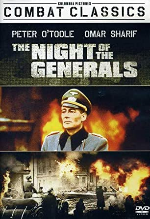 the night of the generals 1967 watch online