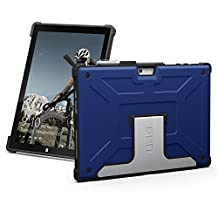 UAG Microsoft Surface Pro (2017) & Surface Pro 4 Metropolis Feather-Light Rugged [COBALT] Military Drop Tested Case