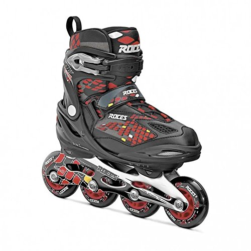 Roces Kid's Boys Moody Fitness Inline Skates Blades Color Choices 400777 – DiZiSports Store
