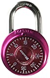Master Lock 1530DCM 25 Pack 1-7/8in. Combination Dial Padlock with Aluminum Cover
