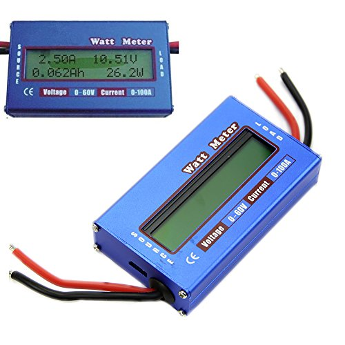Digital Balance Voltage Battery Analyzer