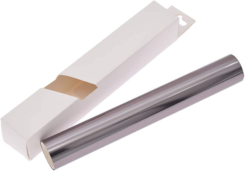 YeulionCraft A4 1 Roll Hot Stamping Metallic Foil Paper Holographic Heat Transfer DIY Crafts A4-8PCS
