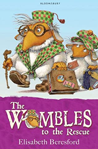 book cover of The Wombles to the Rescue