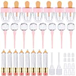 Refillable Empty Lip Gloss Tube Tool Set