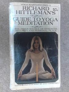 Paperback Guide to Yoga Meditation Book