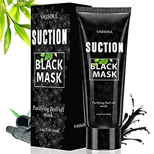 Leonie Blackhead Remover - Peel-off Mask for Men and Women - Deep Cleans Better than Pore Strips for Instantly Brighter and Smoother Skin - Works on Face and Body!