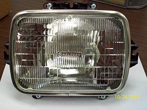 (IHC 4000 SERIES HEADLIGHT Navistar Large Rectangle Capsule With 5054LL Bulb - by ATC)