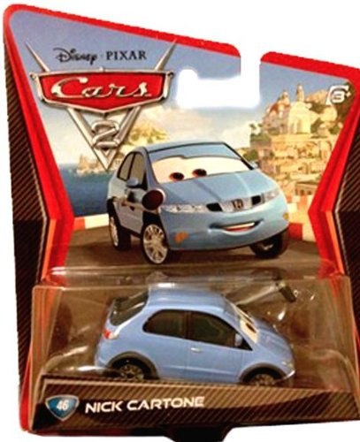 Buy disney pixar cars nick cartone