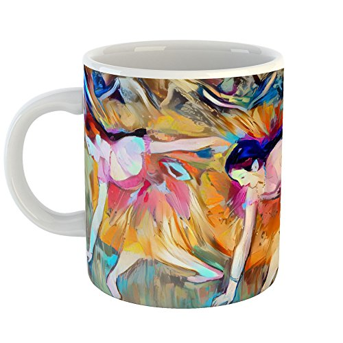 - Westlake Art - Degas Art - 15oz Coffee Cup Mug - Abstract Artwork Home Office Birthday Christmas Gift - 15 Ounce