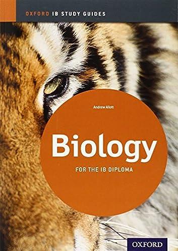 amazon com ib biology study guide for the ib diploma ib diploma rh amazon com Oxford IB Biology Book Online Oxford IB Biology Book Online