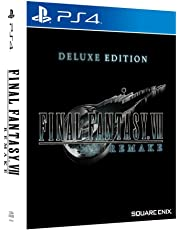 Final Fantasy VII: Remake - Edition Deluxe