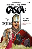 The Conqueror by Tony Roberts front cover