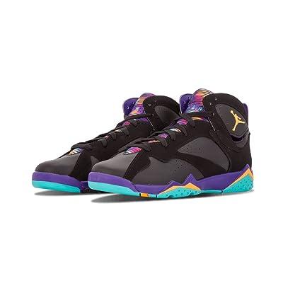 new concept e1ec8 1c92b NIKE Jordan Kids Retro 7 30TH Black/Court Purple/LT Retro ...