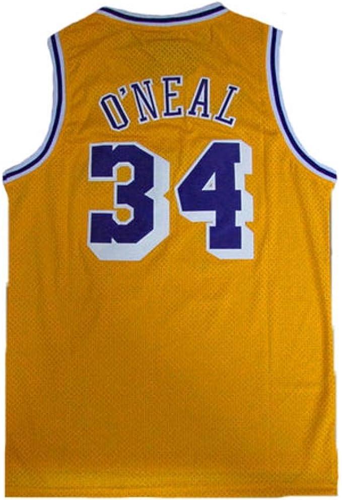 shaq basketball jersey
