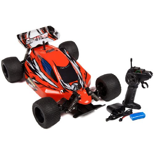 Orange Sand Viper Offroad 2.4GHz 1:18 RTR Electric RC Buggy