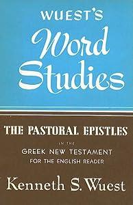 WUEST WORD STUDIES EBOOK DOWNLOAD