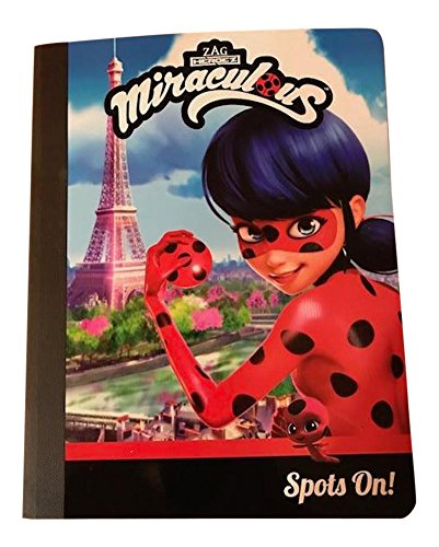 School Supplies for Elementary featuring Miraculous Folders, Writing Tablet, Pencils by School Supplies (Image #3)