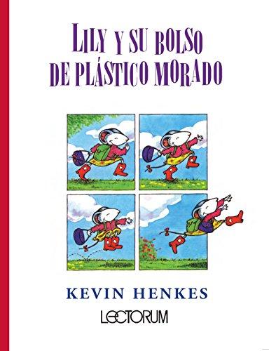 Lily y su bolso de plastico morado (Sumerian Edition) (Spanish Edition)