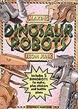 Making Dinosaur Robots from Junk